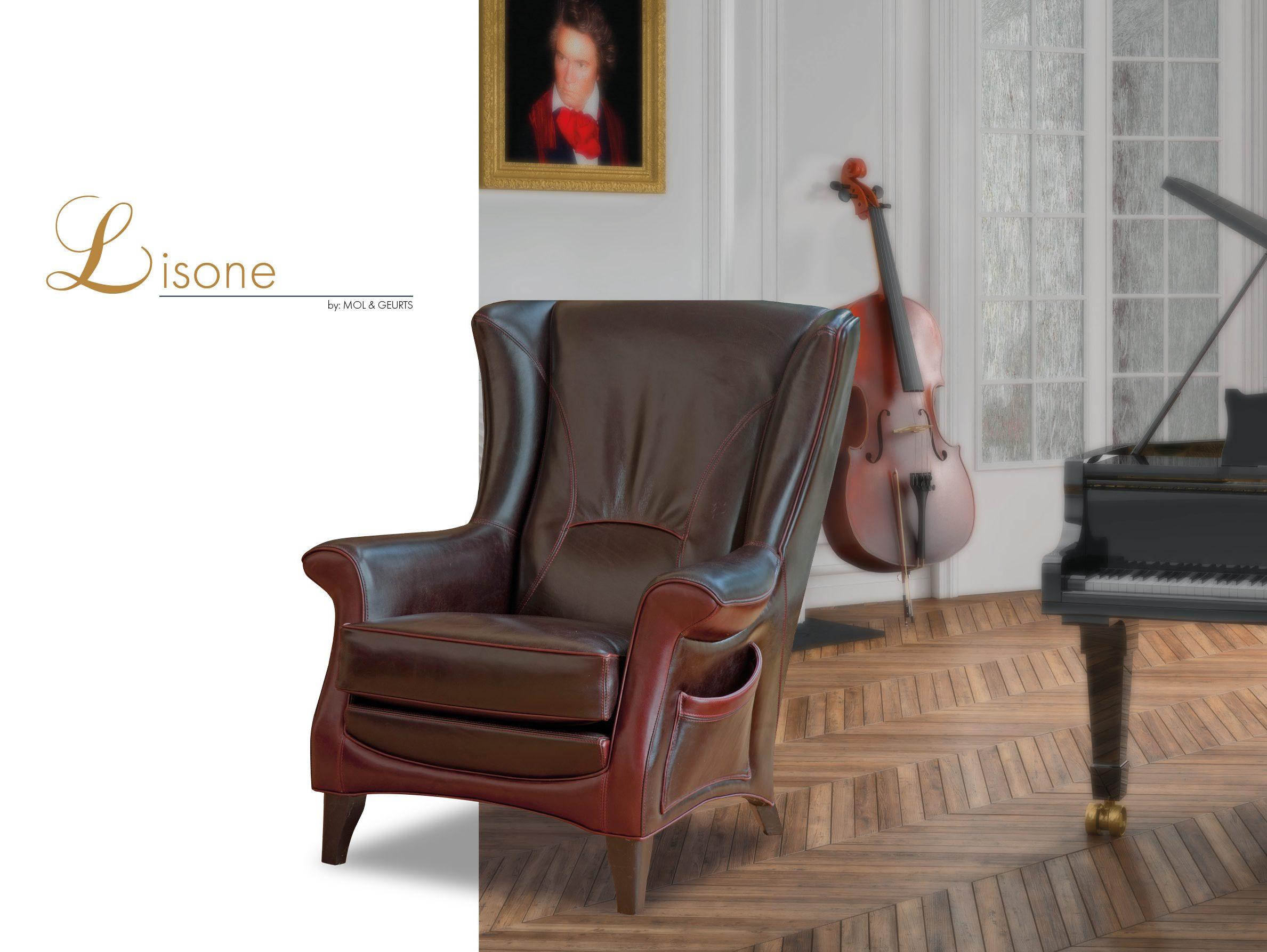 Klassiek leren zitmeubels - Mol & Geurts